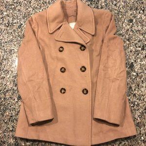 Calvin Klein NWOT Pea Coat